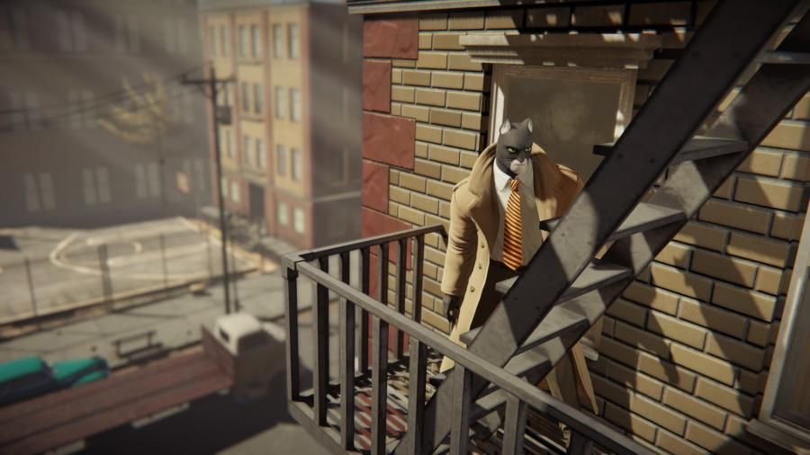Blacksad - Under the Skin Screenshot 6