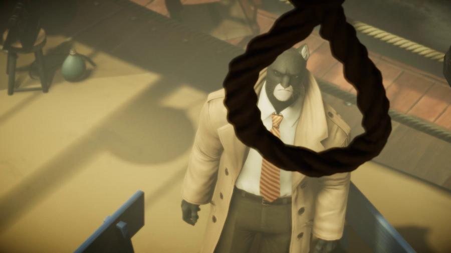 Blacksad - Under the Skin Screenshot 4
