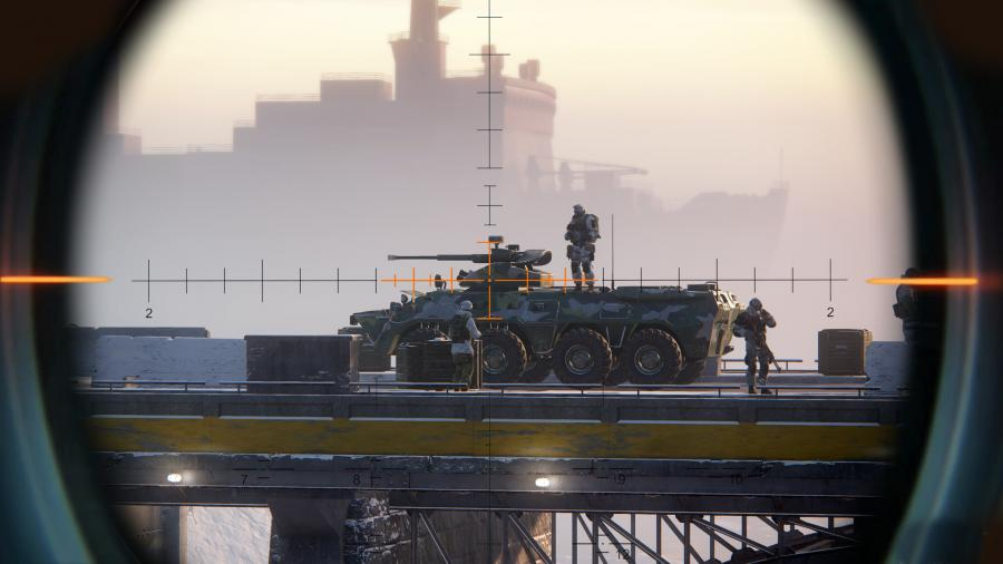Sniper Ghost Warrior Contracts Screenshot 5